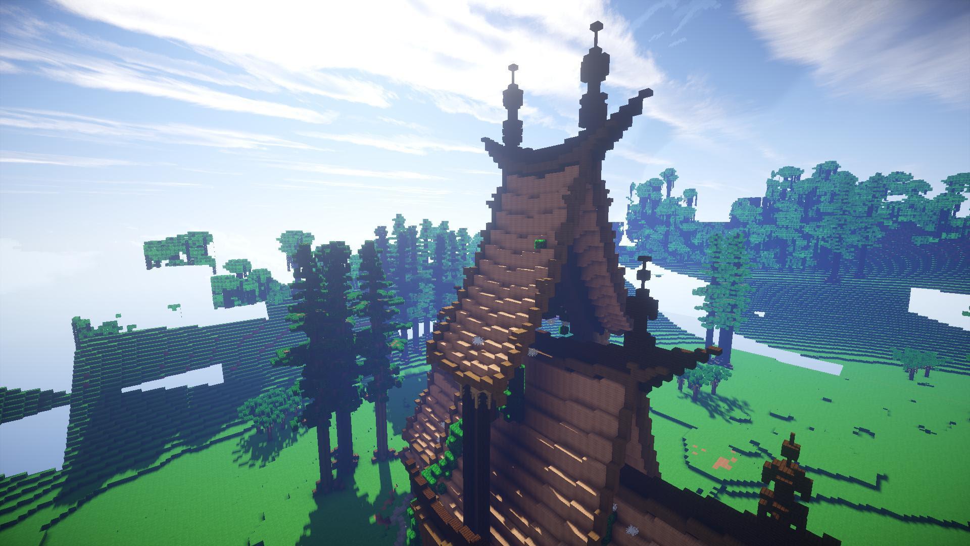Jungle custom terrain | Place to build/finish map | Cheap ...
