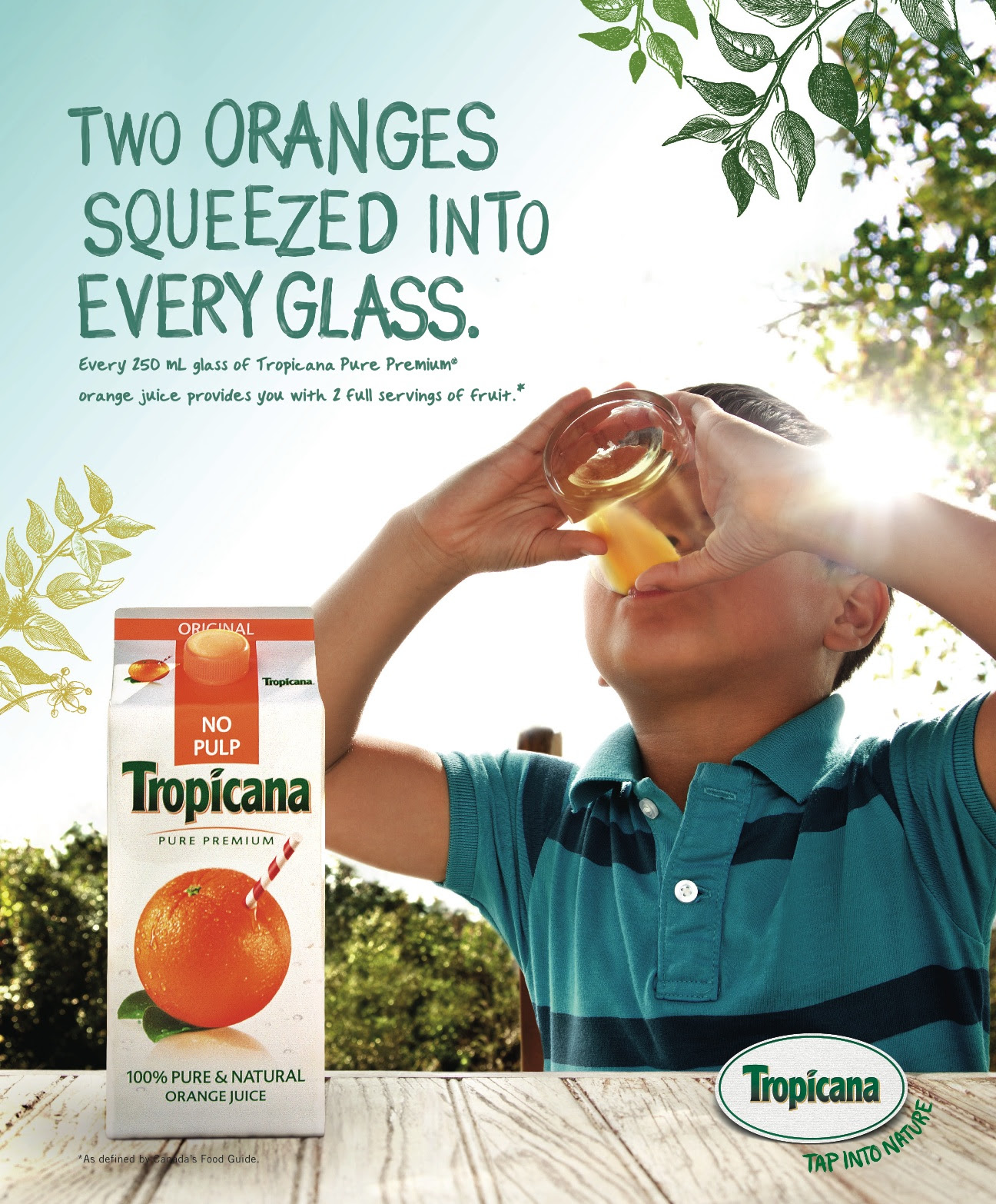 Growers' stories add human touch to new Tropicana campaign