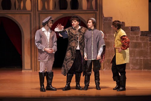 Merchant of Venice, Caddo Magnet HS by trudeau