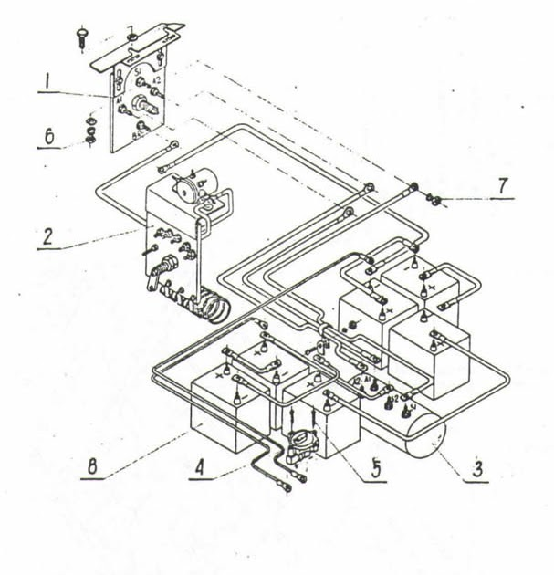 27  Pargo Golf Cart Wiring Diagram For Battery