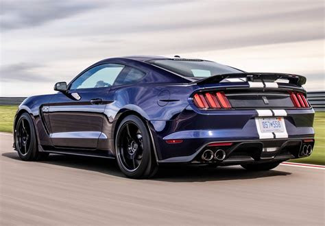 ford mustang gt revealed performancedrive