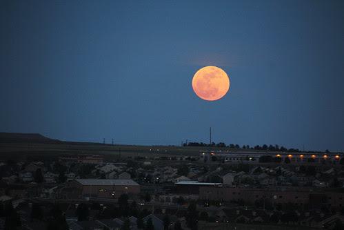perigee moon - 2
