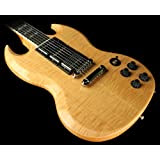 Gibson SG Supra Guitar Antique Natural