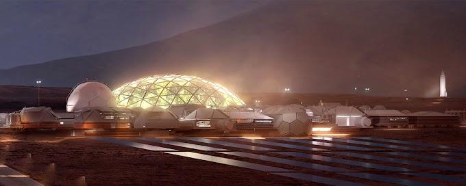 Vamos morar em Marte?   Elon Musk planeja criar uma colônia de humanos em Marte até 2050