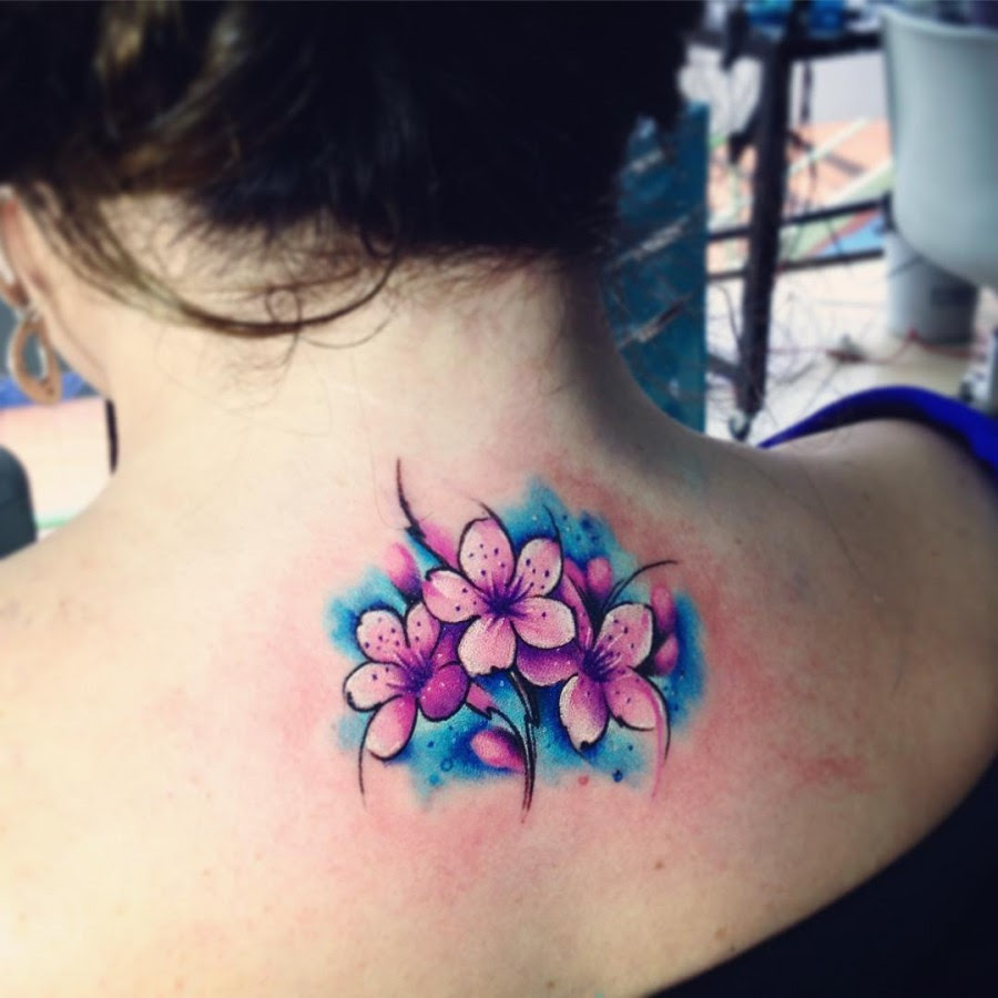 30 Gorgeous Watercolor Tattoos By Adrian Bascur Tattoomagz