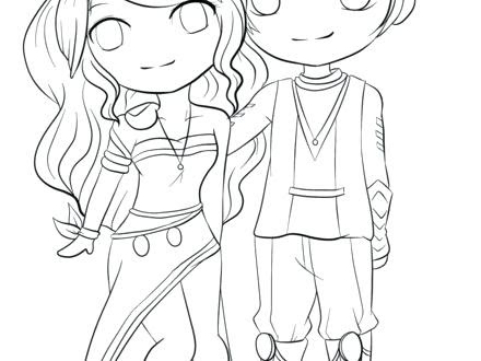 93 Top Coloring Pages Of Anime Couples Images & Pictures In HD