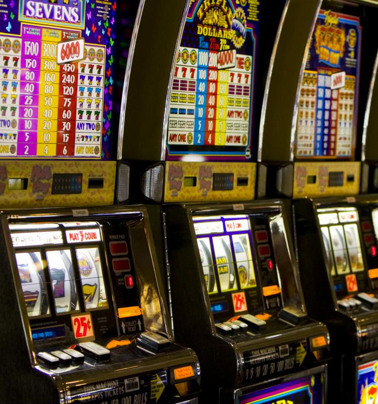Slot machines with best odds