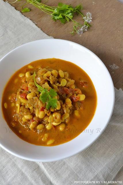 Soya Beans Gravy