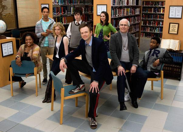Community fim da 1 temporada episodio 22 a 25