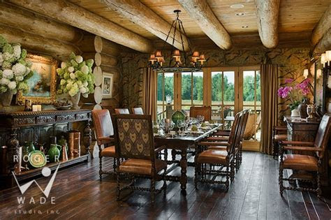 log home interior designs   home decor