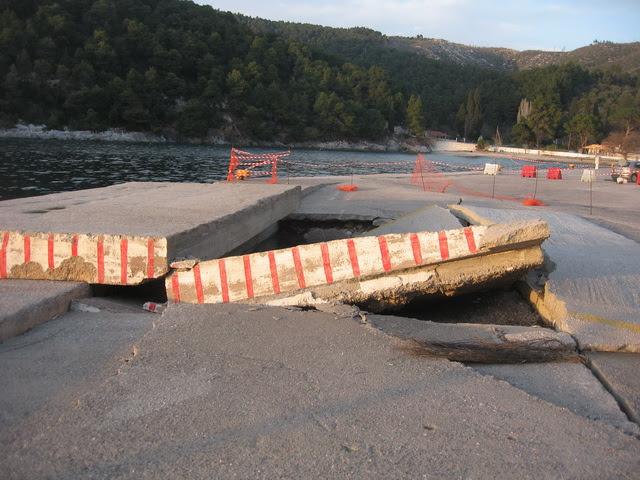 Μελέτη αποκατάστασης για το λιμάνι του Αγνώντα
