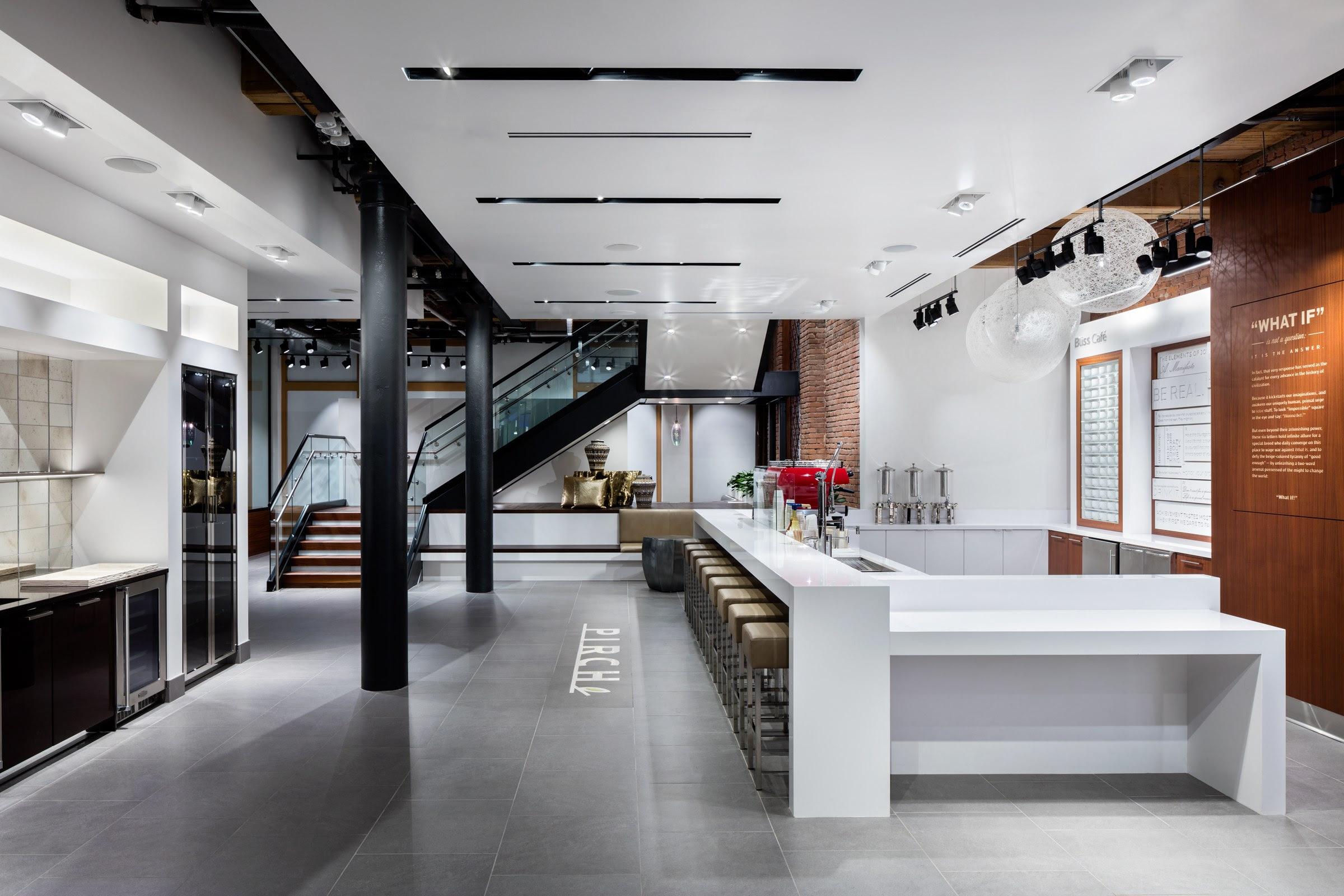 The Key Of Showroom Design