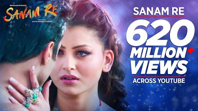 सनम रे Sanam Re Title Song Hindi Lyrics – Arijit Singh