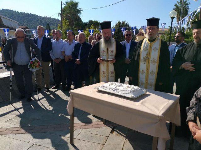 Θεσπρωτία: Οι Μικρασιάτες της Νέας Σελεύκειας τίμησαν τη γενοκτονία των Ελλήνων της Μικράς Ασίας