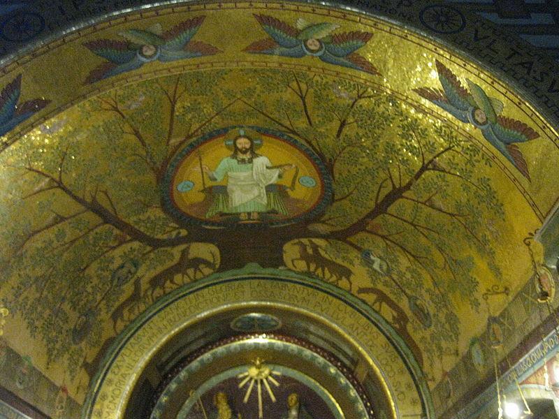 Monte Cassino Crypt Mosaics 15.JPG