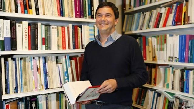 'Brasil precisa taxar ricos para investir no ensino público', diz Piketty