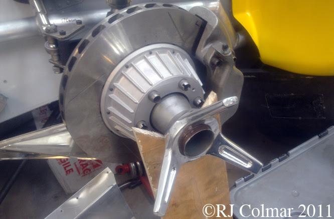 Lola T70, CGA Engineering