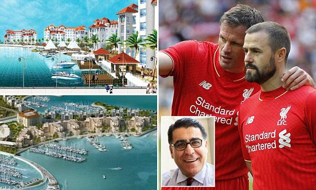 Former Premier League footballers among dozens of Brits 'conned' out of savings