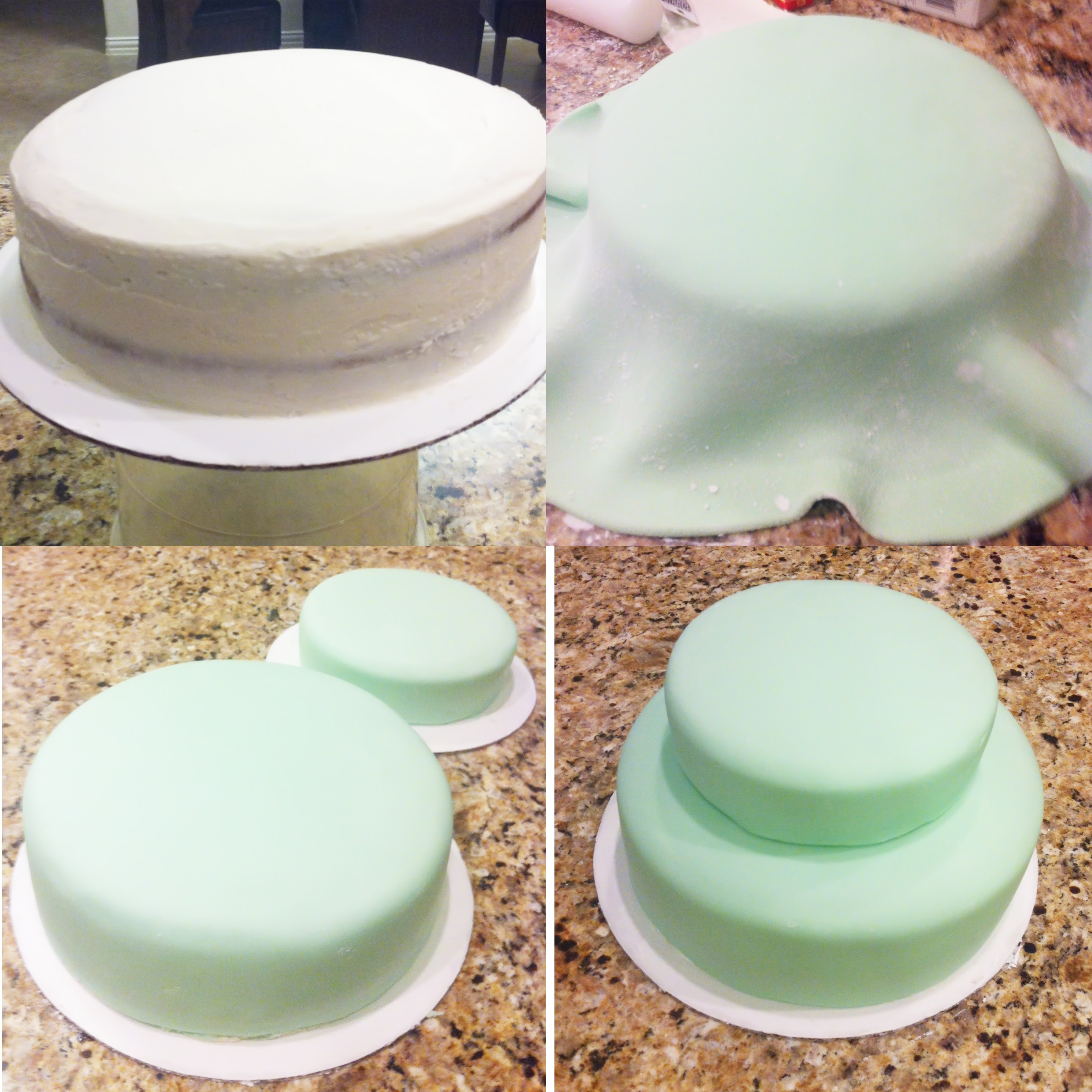 Chocolate Cake Recipe For Fondant Icing