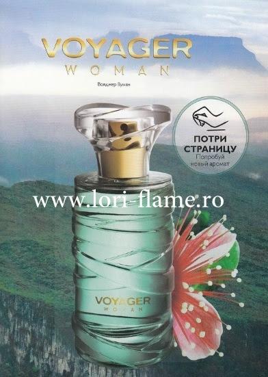 voyager woman oriflame