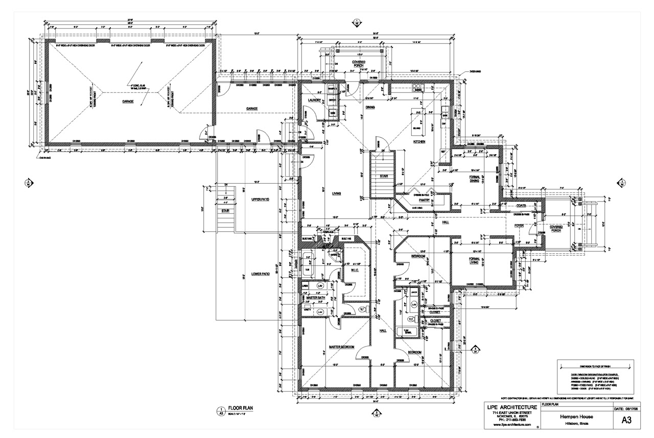 Architectural Home Plans \u2013 House Plans