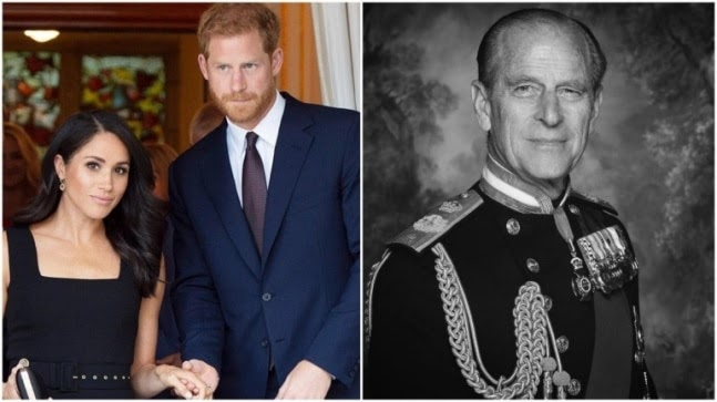 Meghan Markle and Prince Harry pay tribute to Prince Philip with emotional note. Read here
