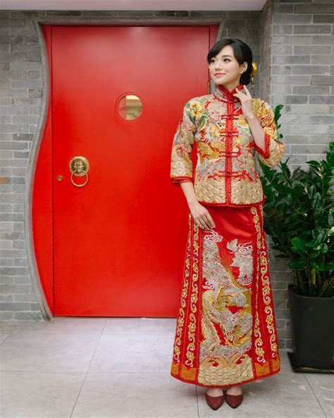 #BNBFINDS: Traditional Chinese Dresses by Cocoon Bridal
