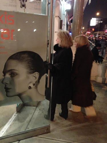 Sample sale, NYC