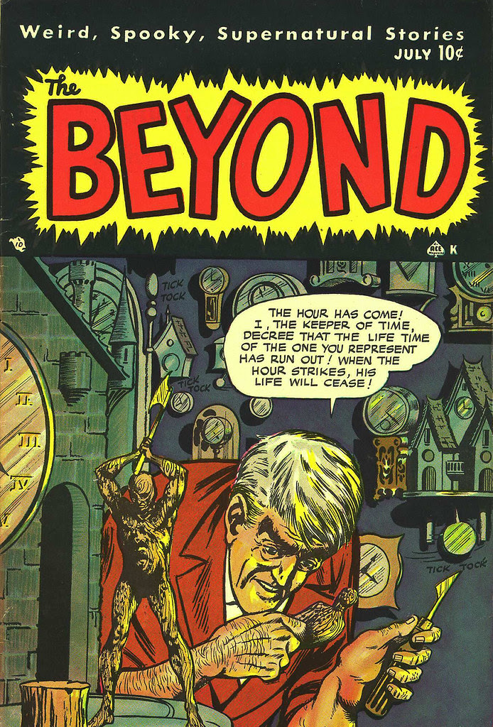 The Beyond #5 (Ace, 1951)
