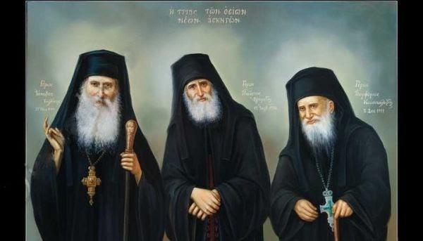 Οι προφητικές εικονογραφίες για τους νέους Αγίους της Εκκλησίας μας