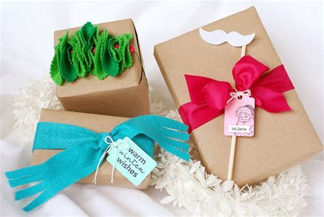 Brown Paper Packages Tied Up With EVERYTHING {including