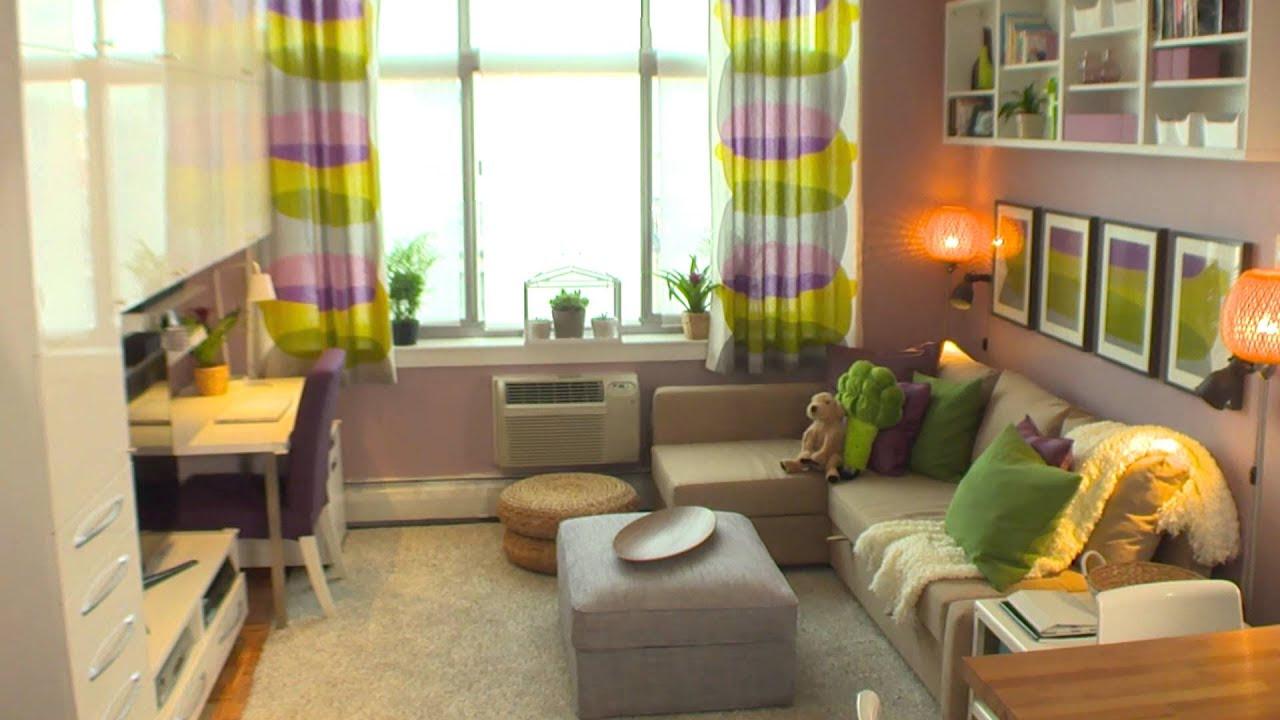 Living Room Makeover Ideas - IKEA Home Tour (Episode 113 ...