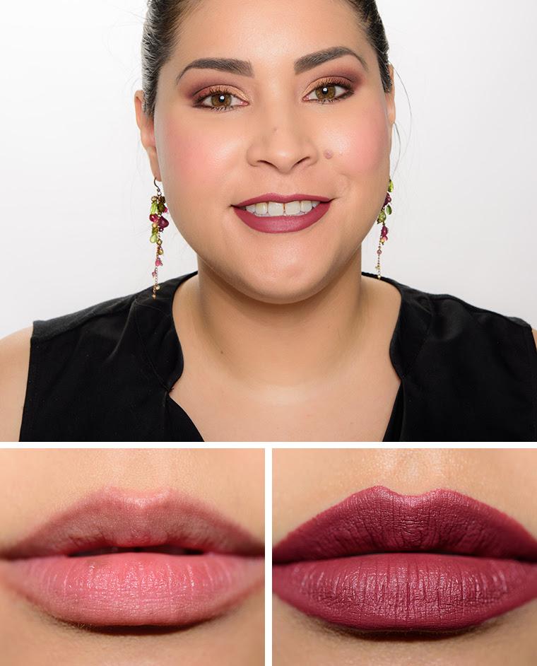 ColourPop Baracuda & Femme Ultra Satin Liquid Lipsticks Review, Photos ...