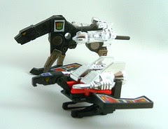 Transformers Ravage y Laserbeak (Classic G1 Reissue)