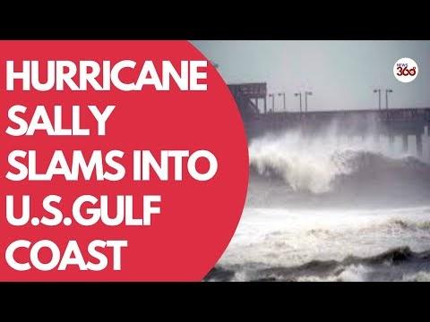 Hurricane Sally slams into U.S.Gulf Coast - News 360 Tv