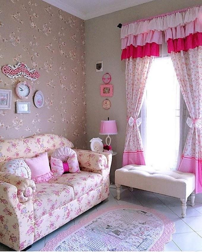 Dekorasi Ruang Tamu Shabby Chic | Ide Rumah Minimalis