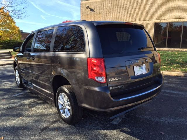Wheelchair Van Used 2016 Dodge Grand Caravan Gr388744