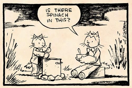 Laugh-Out-Loud Cats #1477 by Ape Lad