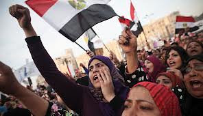 Demonstrations in the hundreds of thousands took place in Egypt on November 30, 2012. People are angry over the passage of a constitutional draft. by Pan-African News Wire File Photos
