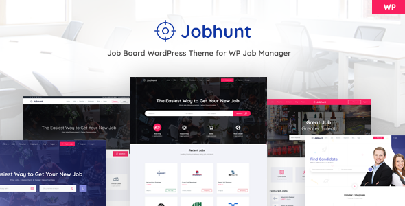 Download jobhunt Pro nulled theme 1.2.6