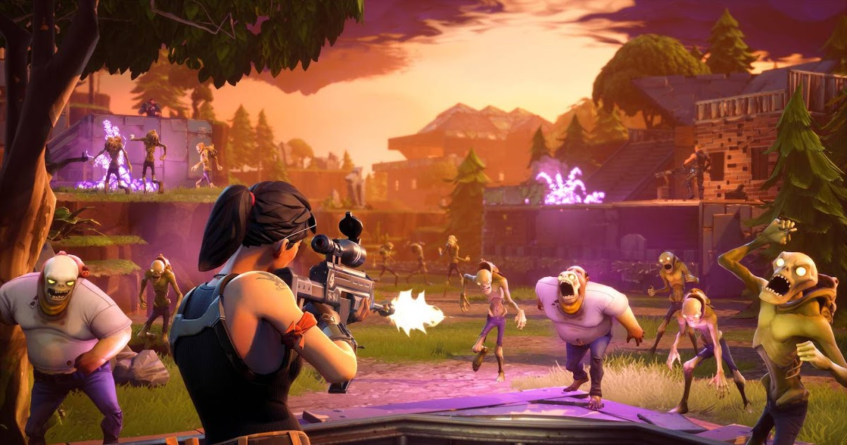 Fortnite Ab Welchem Alter