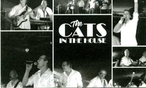 The Cats In The House Band De Helenas Dans Showorkest