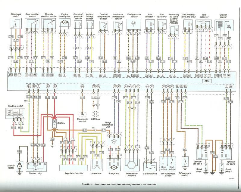 1997 Bmw 650 Wiring Diagram