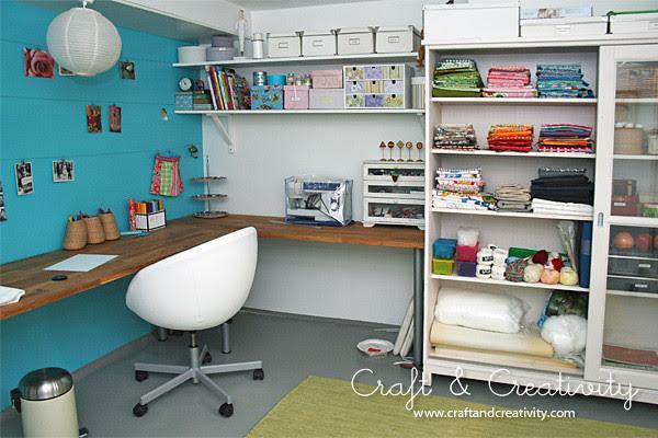 New craft studio - WIP