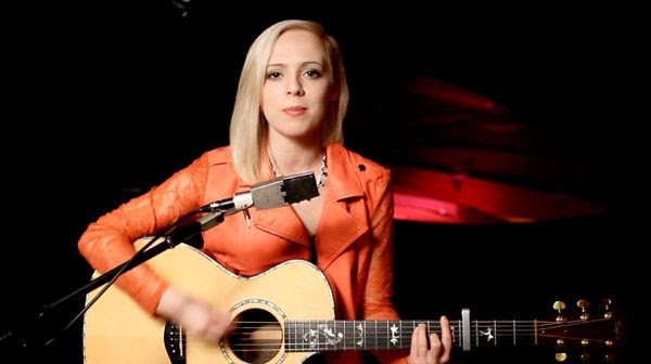 Up-and-coming music artist Madilyn Bailey.
