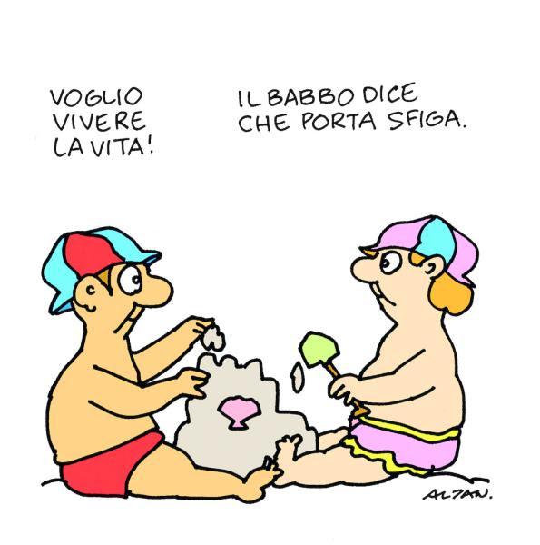 Vignetta di Altan numero 29