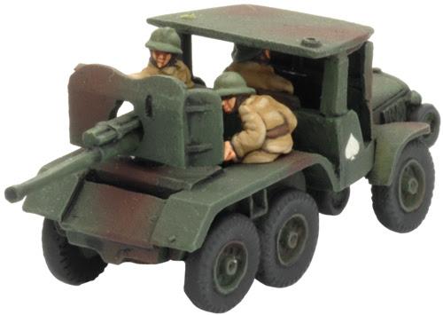 Self Propelled 47mm Anti-tank Platoon (FBX01)