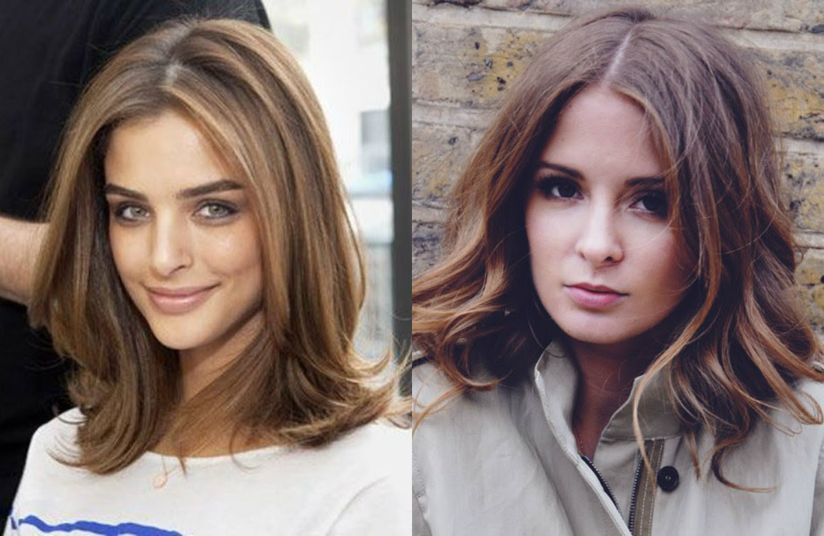 Casual Mid Length Hairstyles 2017 Hairdrome