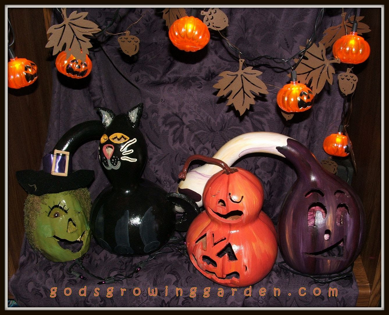 Gourd-o-lantern Babies by Angie Ouellette-Tower for godsgrowinggarden.com photo 010_zps4df6ea4c.jpg