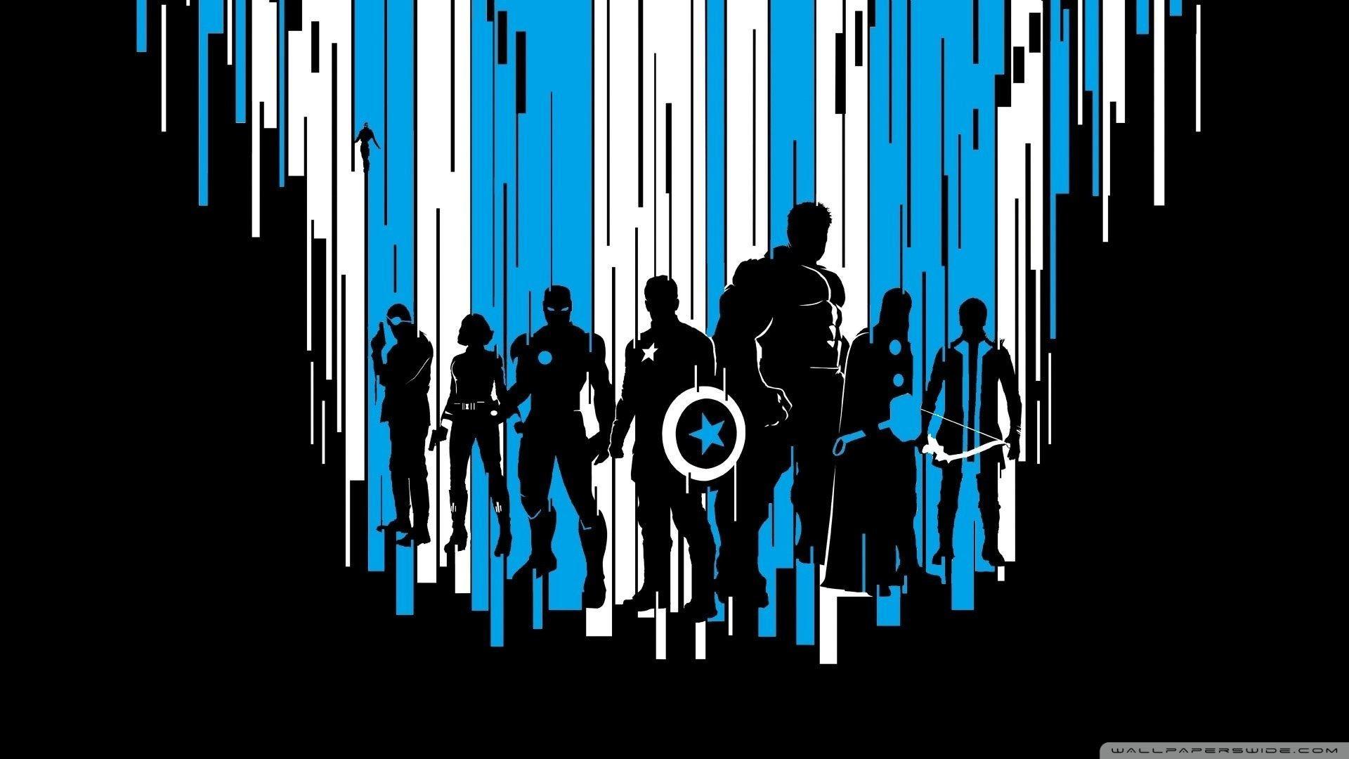 4000+ Wallpaper Avengers Desktop  Paling Keren
